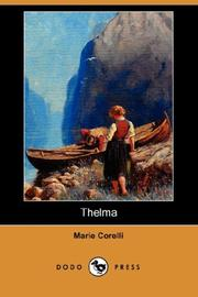 Cover of: Thelma