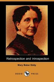 Cover of: Retrospection and Introspection (Dodo Press) | Mary Baker Eddy