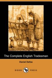 Cover of: The complete English tradesman