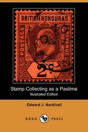 Cover of: Stamp Collecting as a Pastime
