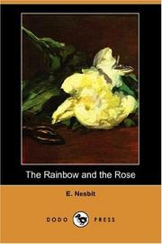 Cover of: The Rainbow and the Rose