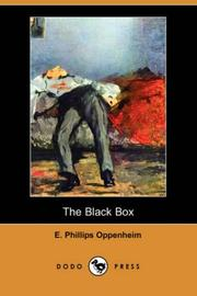 Cover of: The Black Box