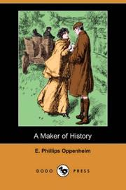 Cover of: A Maker of History
