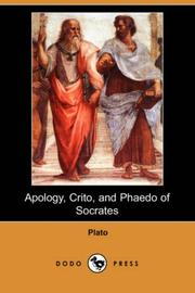Apology/Crito/Phaedo