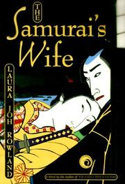 Cover of: The samurai's wife: A Novel (A Sano Ichiro Mystery)