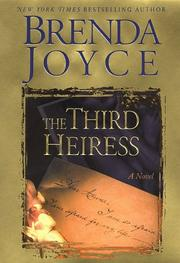 Cover of: The third heiress