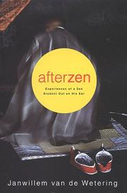 Cover of: Afterzen: Experiences of a Zen Student Out on His Ear