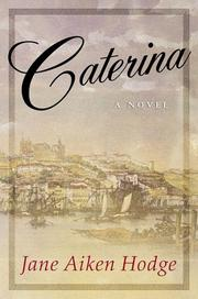 Cover of: Caterina