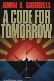 Cover of: A code for tomorrow