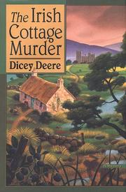 Cover of: The Irish cottage murder