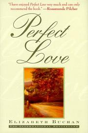 Cover of: Perfect love