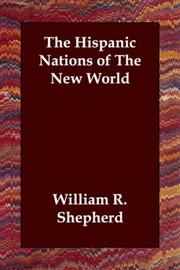 Cover of: The Hispanic Nations of the New World