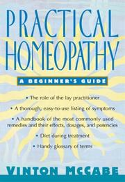 Cover of: Practical Homeopathy | Vinton McCabe