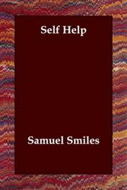 Cover of: Self Help | Samuel Smiles
