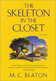 Cover of: The skeleton in the closet