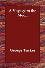 Cover of: A Voyage to the Moon | Tucker, George