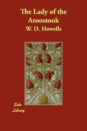 Cover of: The Lady of the Aroostook | W. D. Howells