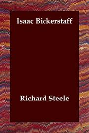 Cover of: Isaac Bickerstaff