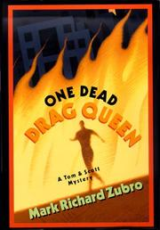 Cover of: One dead drag queen
