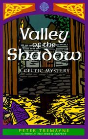 Cover of: Valley of the Shadow: A Celtic Mystery (Celtic Mysteries)