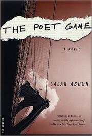 Cover of: The Poet Game