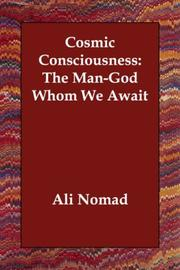 Cover of: Cosmic Consciousness | Ali Nomad