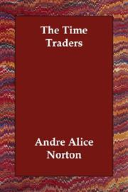 Cover of: The Time Traders | Andre Norton