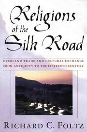 Cover of: Religions of the Silk Road