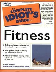 Cover of: Complete Idiot's Guide to Fitness