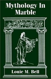 Cover of: Mythology in Marble
