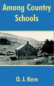 Cover of: Among Country Schools