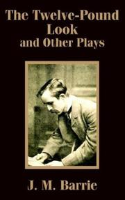 Cover of: The twelve-pound look and other plays
