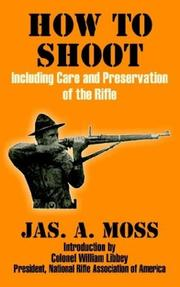Cover of: How to Shoot
