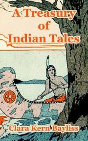 Cover of: A treasury of Indian tales