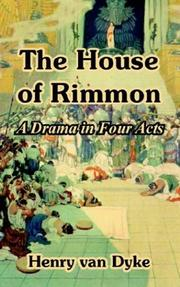 Cover of: The House Of Rimmon