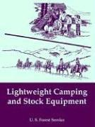 Cover of: Lightweight Camping And Stock Equipment