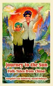 Cover of: Journey to the Sun | David Falkayn