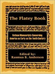 Cover of: The Flatey Book
