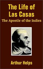Cover of: The Life of Las Casas