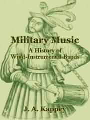Cover of: Military Music