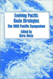 Cover of: Evolving Pacific Basin Strategies