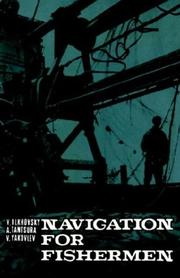 Cover of: Navigation for Fishermen | Vladimir Olkhovsky