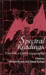 Cover of: Spectral readings