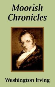 Moorish chronicles by Washington Irving