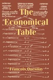 Cover of: The Economical Table