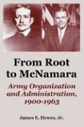Cover of: From Root to Mcnamara