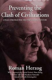 Cover of: Preventing the clash of civilizations