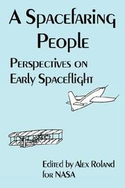 Cover of: A Spacefaring People