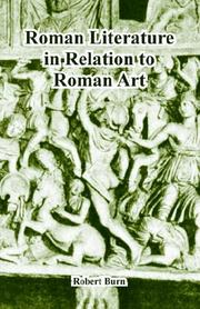 Cover of: Roman Literature in Relation to Roman Art