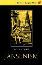 Cover of: Jansenism | William Doyle